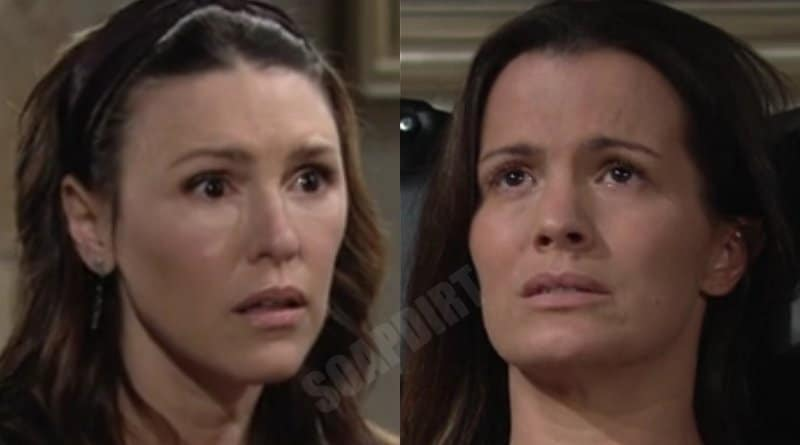 Young and the Restless Spoilers: Chelsea Newman (Melissa Claire Egan) - Chloe Mitchell (Elizabeth Hendrickson)
