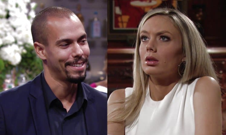Young and the Restless Spoilers: Devon Hamilton (Bryton James) - Abby Newman (Melissa Ordway)