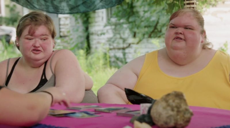 1000-lb Sister: Tammy Slaton - Amy Slaton