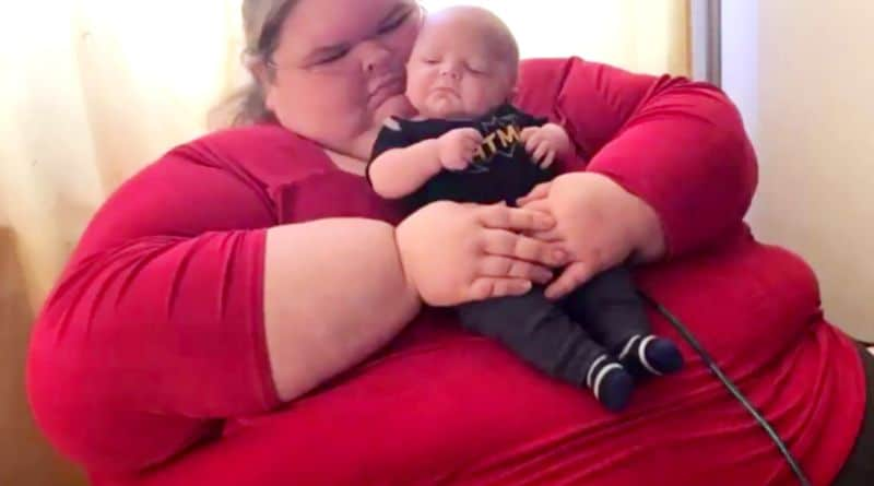1000-lb Sister: Tammy Slaton - Gage Slaton