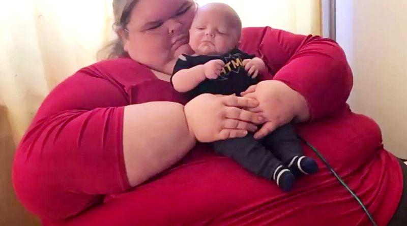 1000-lb Sisters: Tammy Slaton - Gage Slaton