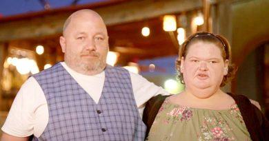 1000-lb-Sisters: Amy Slaton - Michael Halterman