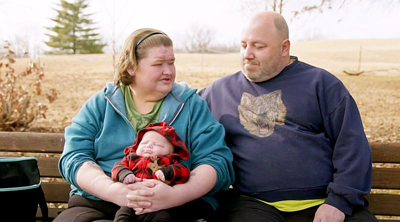 1000-lb-Sisters: Amy Slaton - Michael Halterman - Gage Slaton