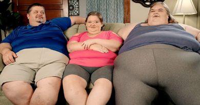 1000-lb Sisters: Amy Slaton - Tammy Slaton - Chris Combs