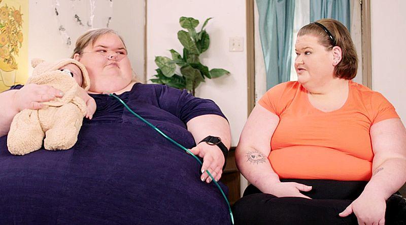 1000-lb Sisters: Tammy Slaton - Amy Slaton - Gage Slaton