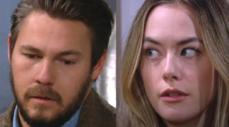 Bold and the Beautiful Spoilers: Liam Spencer (Scott Clifton) - Hope Logan (Annika Noelle)