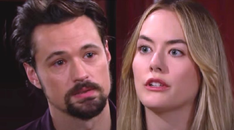 Bold and the Beautiful Spoilers: Thomas Forrester (Matthew Atkinson)- Hope Logan (Annika Noelle)