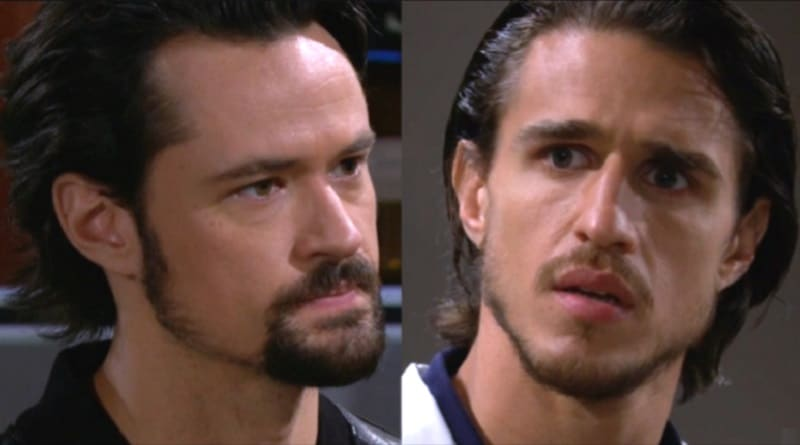 Bold and the Beautiful Spoilers: Thomas Forrester (Matthew Atkinson) - ( Vinny Walker (Joe LoCicero)
