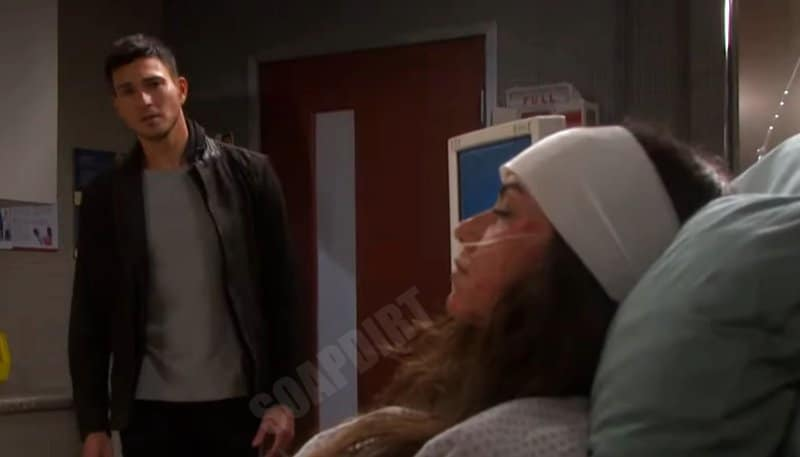 Days of Our Lives Comings and Goings: Ciara Brady (Victoria Konefal) - Ben Weston (Robert Scott Wilson)