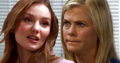 Days of Our Lives Spoilers: Sami Brady (Alison Sweeney) - Allie Horton (Lindsay Arnold)