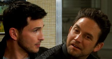 Days of our Lives Spoilers: Ben Weston (Robert Scott Wilson) - Jake DiMera (Brandon Barash)