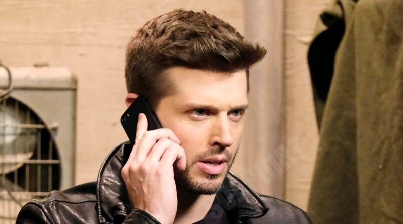 Days of Our Lives Spoilers: Evan Frears (Brock Kelly)