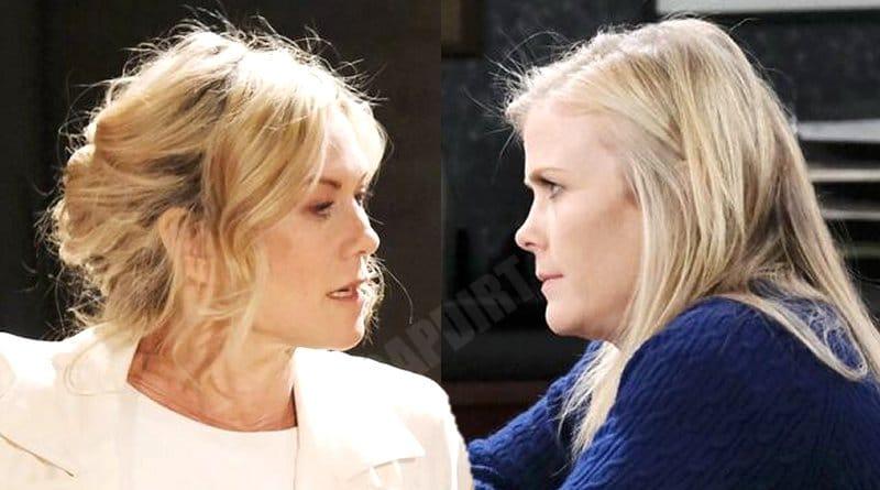 Days of Our Lives Spoilers: Kristen DiMera (Stacy Haiduk) - Sami Brady (Alison Sweeney)