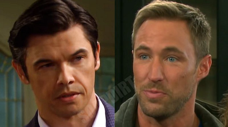 Days of Our Lives Spoilers: Rex Brady (Kyle Lowder) - Xander Cook (Paul Telfer)