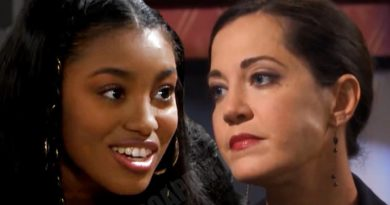 Days of our Lives Comings and Goings: Jan Spears (Heather Lindell) - Chanel Dupree (Precious Way)