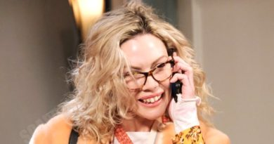 Days of Our Lives Spoilers: Kristen DiMera (Stacy Haiduk) Susan Banks