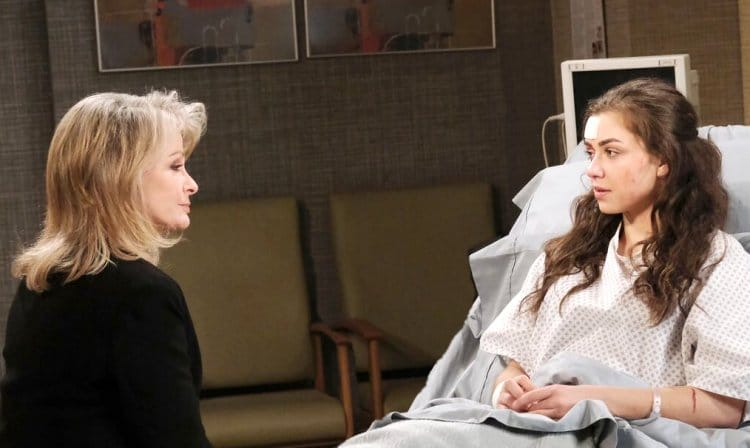Days of our Lives Spoilers: Ciara Brady (Victoria Konefal) - Marlena Evans (Deidre Hall)