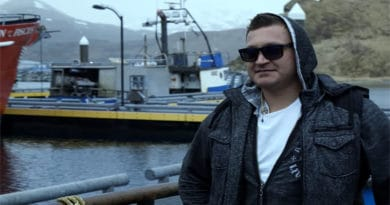 Deadliest Catch: Nick McGlashan
