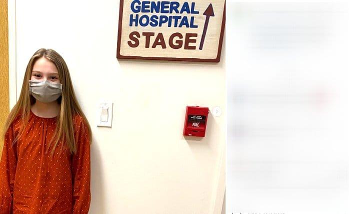 General Hospital Comings And Goings: Charlotte Cassadine (Scarlett Fernandez)