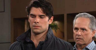 General Hospital Spoilers: Harrison Chase (Josh Swickard) - Gregory Chase (Gregory Harrison)