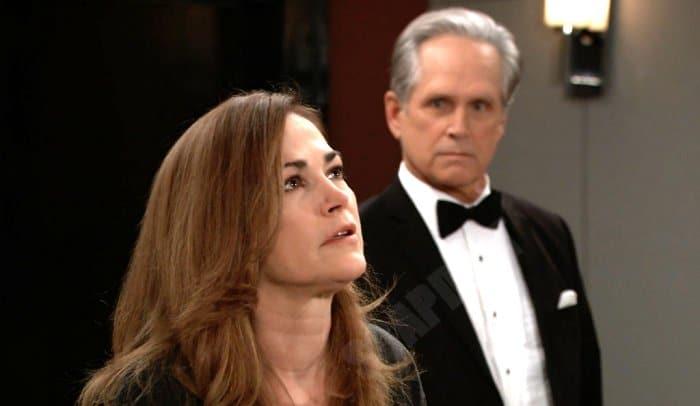 General Hospital Spoilers: Gregory Chase (Gregory Harrison) - Jackie Templeton (Kim Delaney)