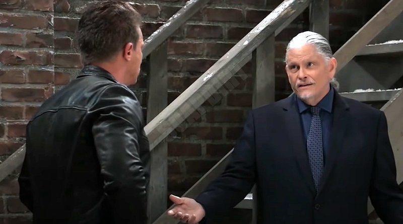 General Hospital Spoilers: Jason Morgan (Steve Burton) - Cyrus Renault (Jeff Kober)