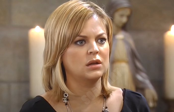 General Hospital Spoilers: Maxie Jones (Kirsten Storms)