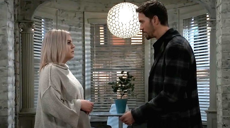 General Hospital Spoilers: Maxie Jones (Kirsten Storms) - Peter August (Wes Ramsey)