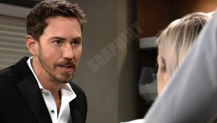 General Hospital Spoilers: Peter August (Wes Ramsey)