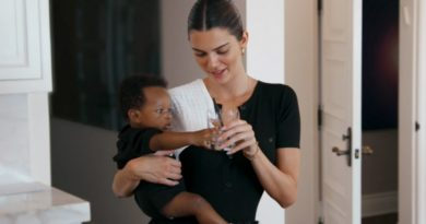 Keeping Up With The Kardashians: Kendall Jenner