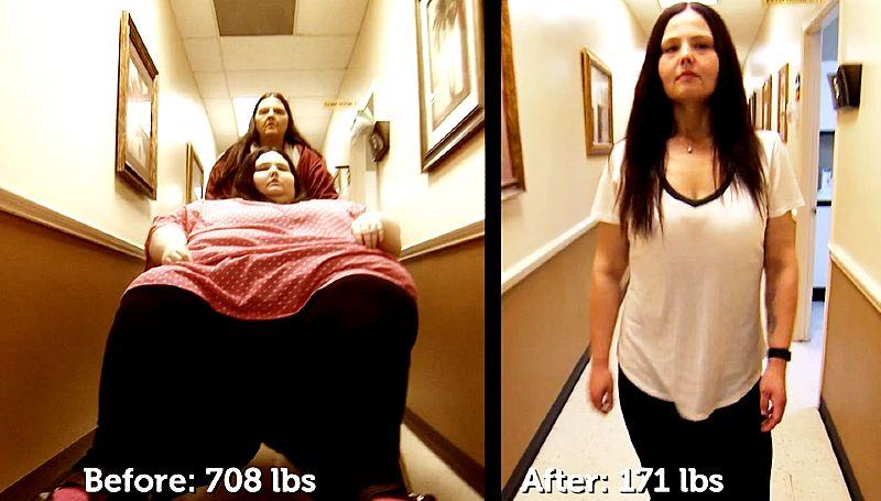 My 600-lb Life: Christina Philips