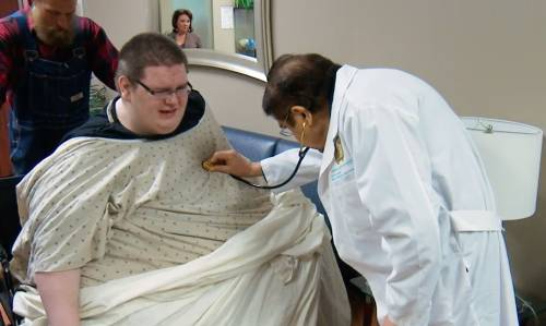 My 600-lb Life: Dr. Younan Nowzaradan - Sean Milliken