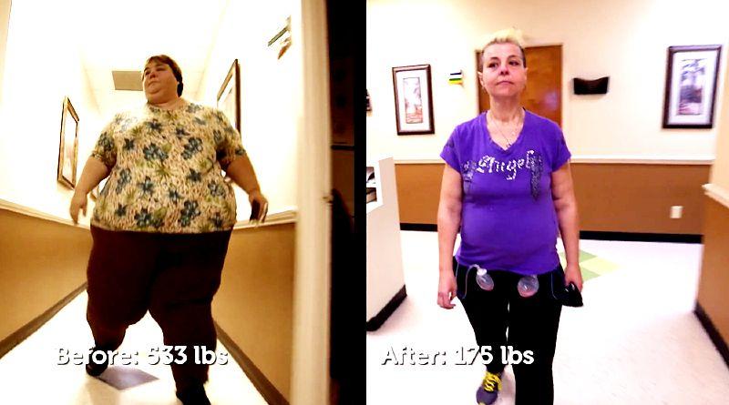 My 600-lb Life: Paula Jones