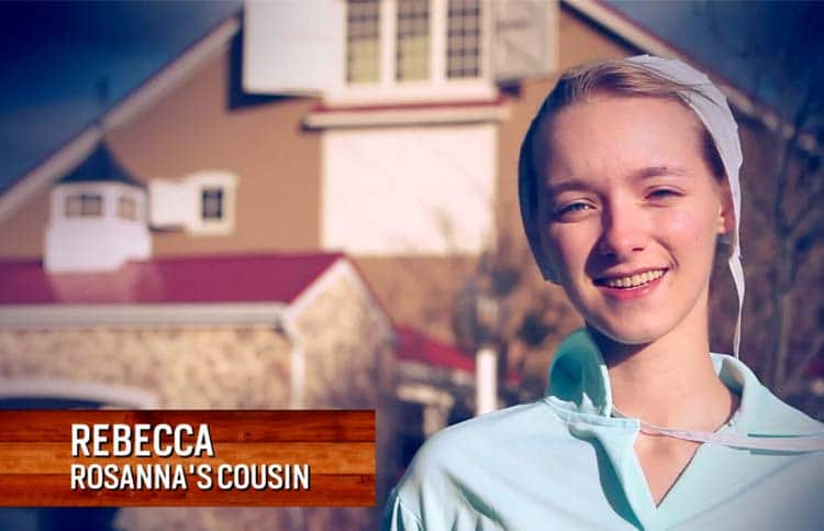 Return to Amish: Rebecca Schmucker