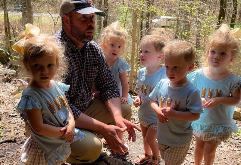 Sweet Home Sextuplets: Eric Waldrop