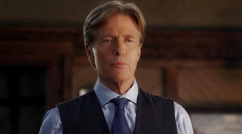When Calls The Heart: Bill Avery - Jack Wagner