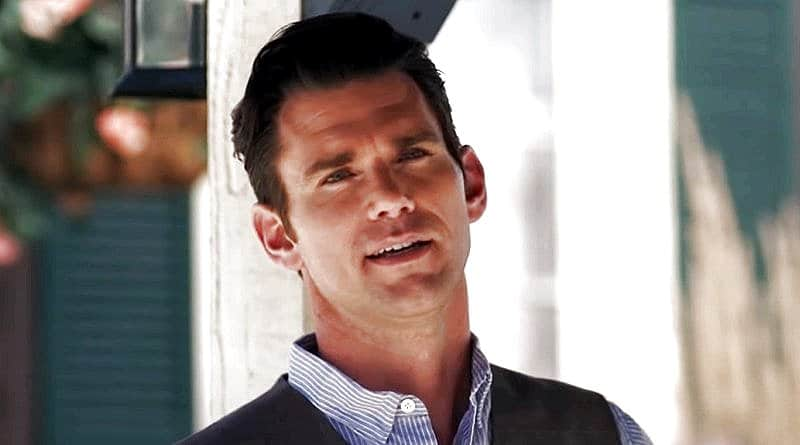 When Calls The Heart: Nathan Grant (Kevin McGarry)