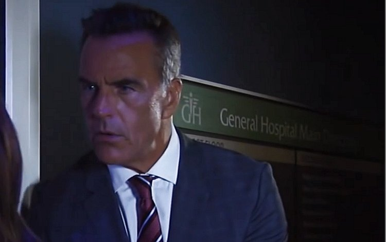 Young and the Restless Comings Goings: Richard Burgi - GH - Paul Hornsby