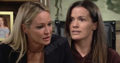 Young and the Restless Spoilers: Chelsea Newman (Melissa Claire Egan) - Sharon Newman (Sharon Case)