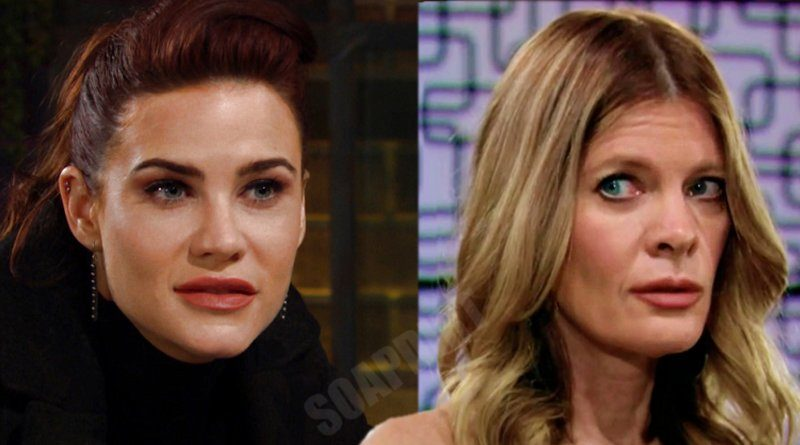 Young and the Restless Spoilers: Phyllis Summers (Michelle Stafford) - Sally Spectra (Courtney Hope)