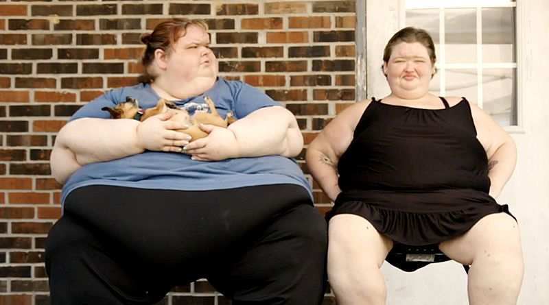 1000-lb Sisters: Amy Slaton - Tammy Slaton