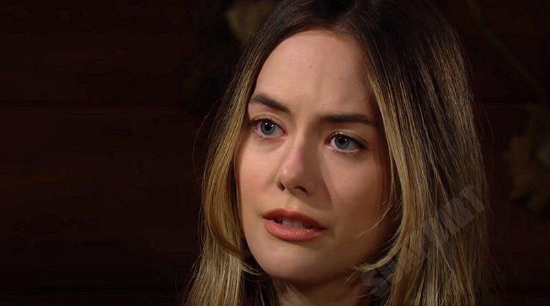 Bold and the Beautiful Spoilers: Hope Logan (Annika Noelle)