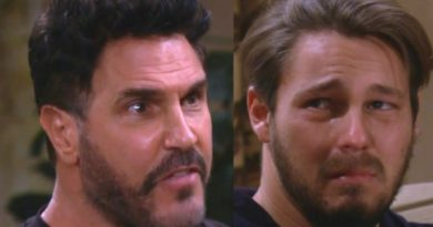 Bold and the Beautiful Spoilers: Bill Spencer (Don Diamont) - Liam Spencer (Scott Clifton)