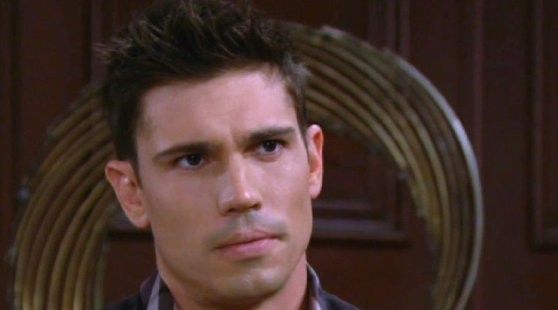 Bold and the Beautiful Spoilers: John Finn Finnegan (Tanner Novlan)