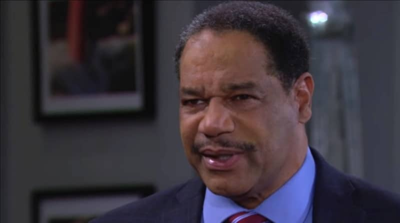 Bold and the Beautiful Spoilers: Lt. Baker (Dan Martin)