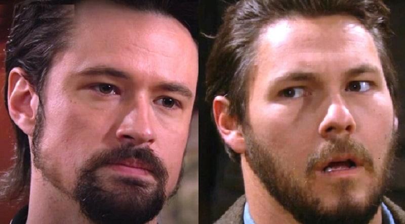 Thomas Forrester (Matthew Atkinson) - Liam Spencer (Scott Clifton)