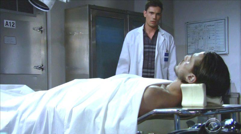 Bold and the Beautiful Spoilers: Vinny Walker (Joe LoCicero) - John Finnegan - Finn (Tanner Novlan)
