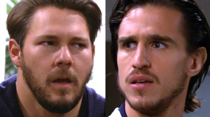 Bold and the Beautiful Spoilers: Vinny Walker (Joe LoCicero) - Liam Spencer (Scott Clifton)