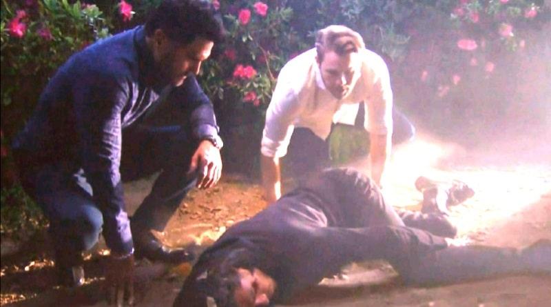 Bold and the Beautiful Spoilers: Vinny Walker (Joe LoCicero) - Liam Spencer (Scott Clifton) - Bill Spencer (Don Diamont)