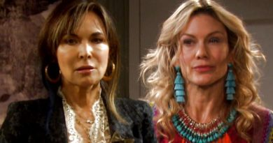 Days of our Lives Spoilers: Kristen DiMera (Stacy Haiduk) - Kate Roberts (Lauren Koslow)